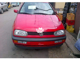 Used Volkswagen Golf 1999 in Zaria, Kaduna for Sale