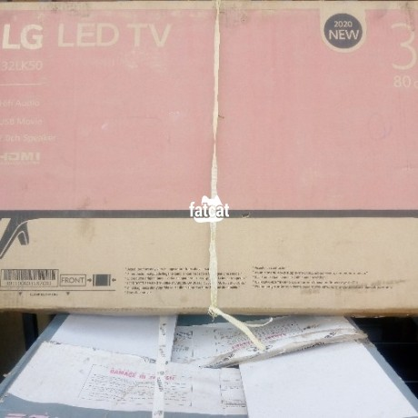 Classified Ads In Nigeria, Best Post Free Ads - lg-tv-32inches-big-1