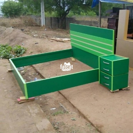 Classified Ads In Nigeria, Best Post Free Ads - bed-frame-in-mararaba-abuja-for-sale-big-0