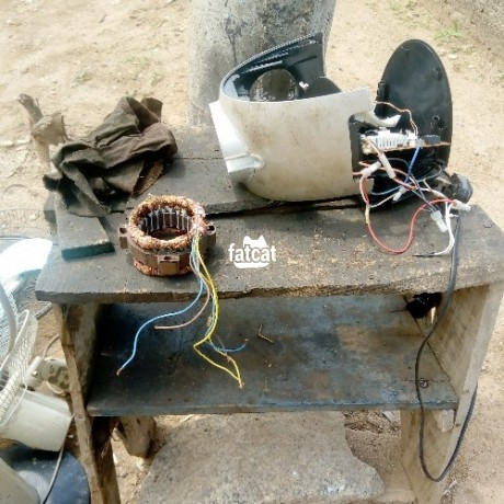 Classified Ads In Nigeria, Best Post Free Ads - we-repair-all-kinds-of-generators-fans-and-electric-motor-rewinding-big-0