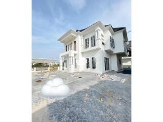 Massive 5 Bedrooms Fully Detached Duplex  for Sale in Lekki County, Ikota, Lekki
