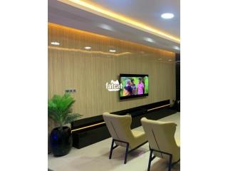 Luxury 3 Bedrooms short let apartment in Victoria Island Lagos