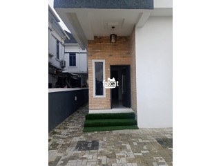 Brand New Luxury 5 Bedrooms Fully Detached Duplex in Chevron Drive Lekki Phase1 for Sale