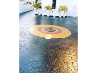 Increte Luxury Printing Design Flooring