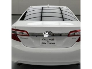 Used Toyota Camry 2012
