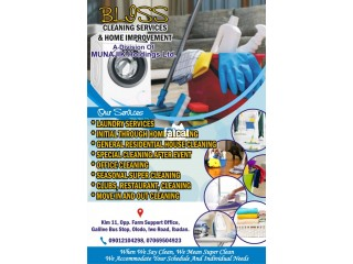 Cleaning  & Laundry Services  in Ibadan, Oyo