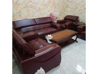 Italian Leather Sofa in Ikeja, Lagos for Sale