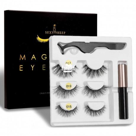 Classified Ads In Nigeria, Best Post Free Ads - magnetic-eyelashes-in-lagos-island-lagos-for-sale-big-0