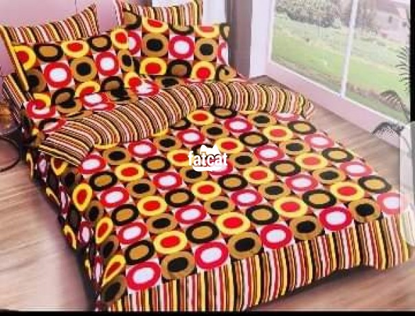 Classified Ads In Nigeria, Best Post Free Ads - bed-sheets-duvet-cover-pillow-case-big-0