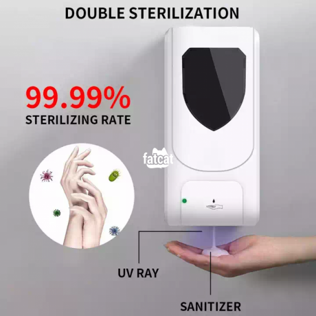 Classified Ads In Nigeria, Best Post Free Ads - automatic-hand-sanitizer-dispenser-in-lagos-for-sale-big-3