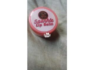 Lip balm and Lip gloss