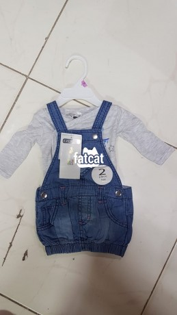 Classified Ads In Nigeria, Best Post Free Ads - baby-girl-2-pieces-set-big-0