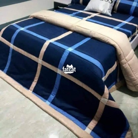Classified Ads In Nigeria, Best Post Free Ads - bed-sheets-duvet-cover-pillowcase-in-lagos-for-sale-big-0