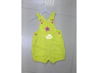Classified Ads In Nigeria, Best Post Free Ads -Baby Girl Dungaree in Ikeja, Lagos for Sale