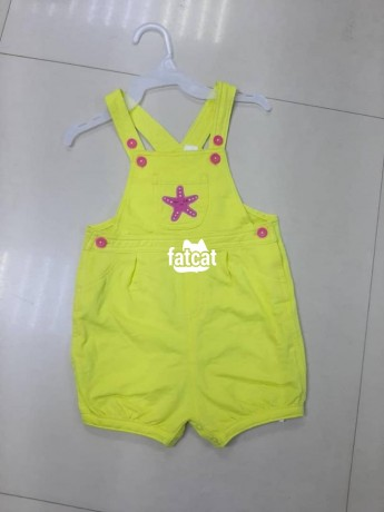 Classified Ads In Nigeria, Best Post Free Ads - baby-girl-dungaree-in-ikeja-lagos-for-sale-big-0