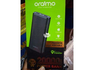 ORAIMO POWERBANK in Benin, Edo for Sale