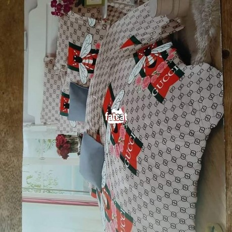 Classified Ads In Nigeria, Best Post Free Ads - bedsheets-pillow-case-duvet-cover-in-lagos-for-sale-big-1