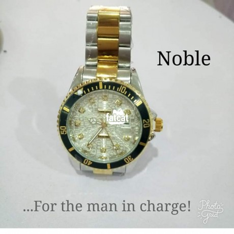 Classified Ads In Nigeria, Best Post Free Ads - designer-wristwatch-in-ikeja-lagos-for-sale-big-2