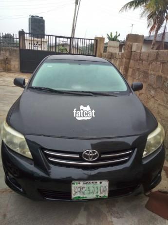 Classified Ads In Nigeria, Best Post Free Ads - used-toyota-corolla-2009-in-iwo-osun-for-sale-big-0