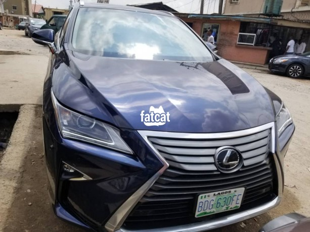 Classified Ads In Nigeria, Best Post Free Ads - used-toyota-lexus-rx-2019-in-lagos-for-sale-big-1
