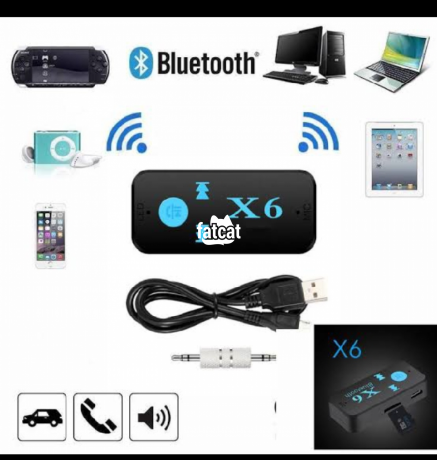 Classified Ads In Nigeria, Best Post Free Ads - car-wireless-bluetooth-adapter-in-lagos-for-sale-big-2