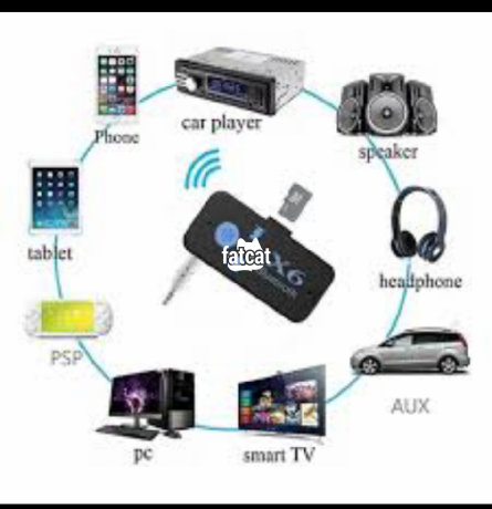 Classified Ads In Nigeria, Best Post Free Ads - car-wireless-bluetooth-adapter-in-lagos-for-sale-big-1