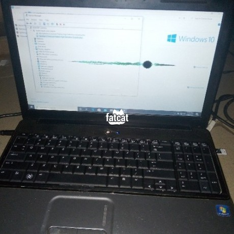 Classified Ads In Nigeria, Best Post Free Ads - hp-compaq-presario-laptop-in-abuja-for-sale-big-0
