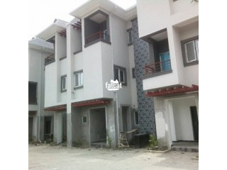 3 Units of 4 Bedroom Terrace Duplex in Wuye, (Abuja) FCT for Sale