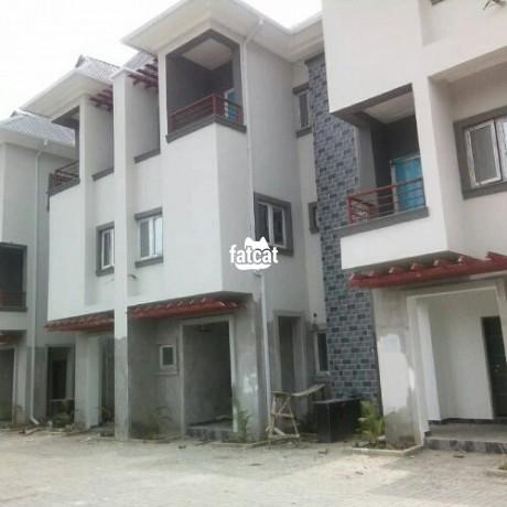 Classified Ads In Nigeria, Best Post Free Ads - 3-units-of-4-bedroom-terrace-duplex-in-wuye-abuja-for-sale-big-0