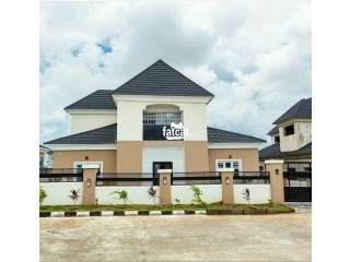 4 Bedroom Duplex in Lugbe District, Abuja FCT for Sale