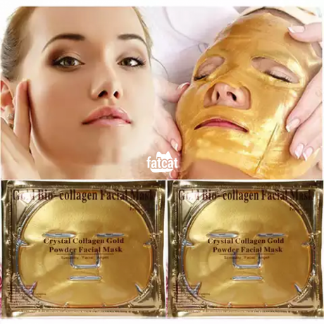 Classified Ads In Nigeria, Best Post Free Ads - gold-facial-mask-in-lagos-island-lagos-for-sale-big-1