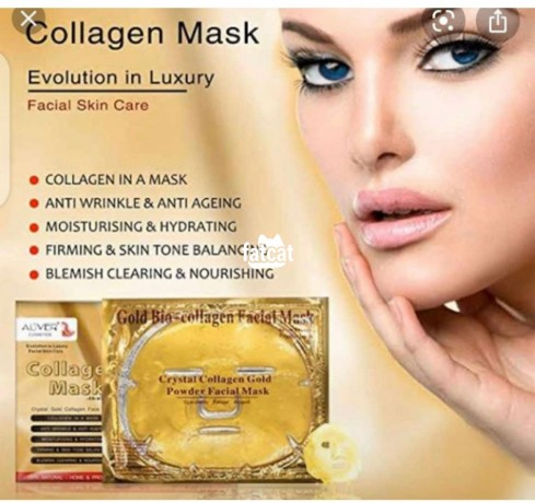 Classified Ads In Nigeria, Best Post Free Ads - gold-facial-mask-in-lagos-island-lagos-for-sale-big-0
