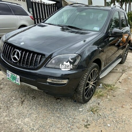 Classified Ads In Nigeria, Best Post Free Ads - used-mercedes-cl-2009-in-ikeja-lagos-for-sale-big-1