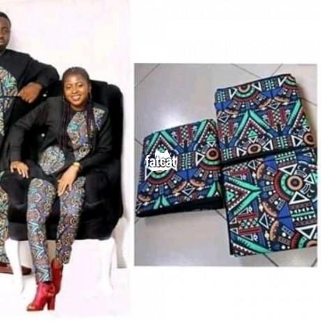 Classified Ads In Nigeria, Best Post Free Ads - ankara-plain-and-pattern-in-enugu-for-sale-big-2