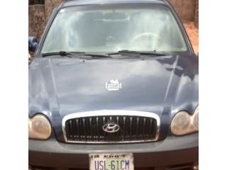 Used Hyundai Sonata 2003