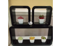 rectangular-shaped-floating-shelves-3-piece-set-in-abuja-fct-for-sale-small-1