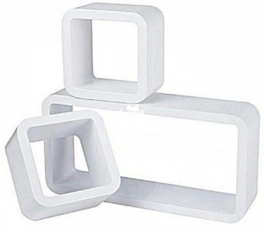 Classified Ads In Nigeria, Best Post Free Ads - rectangular-shaped-floating-shelves-3-piece-set-in-abuja-fct-for-sale-big-3