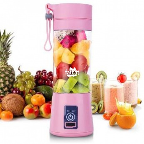 Classified Ads In Nigeria, Best Post Free Ads - usb-rechargeable-smoothie-blender-6-blades-for-sale-in-abuja-for-sale-big-1