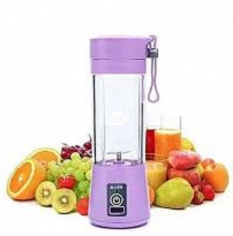 Classified Ads In Nigeria, Best Post Free Ads - usb-rechargeable-smoothie-blender-6-blades-for-sale-in-abuja-for-sale-big-0