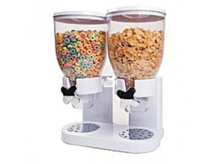 Dual (2-in-1) Cereal Dispenser in Abuja, FCT for Sale