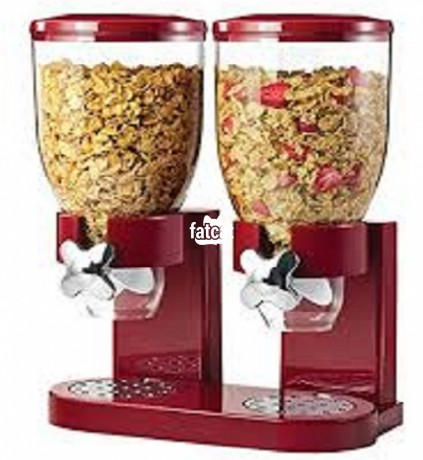 Classified Ads In Nigeria, Best Post Free Ads - dual-2-in-1-cereal-dispenser-in-abuja-fct-for-sale-big-1