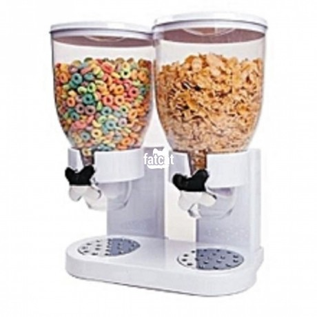 Classified Ads In Nigeria, Best Post Free Ads - dual-2-in-1-cereal-dispenser-in-abuja-fct-for-sale-big-0