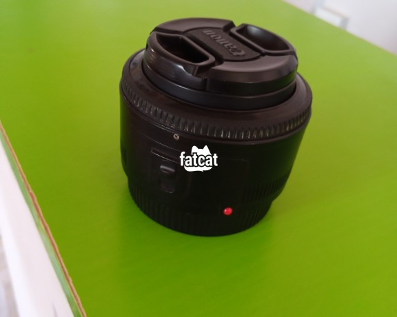 Classified Ads In Nigeria, Best Post Free Ads - canon-700d-with-35mm-lens-in-agege-lagos-for-sale-big-1