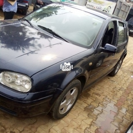 Classified Ads In Nigeria, Best Post Free Ads - used-volkswagen-golf-2000-in-ikorodu-lagos-for-sale-big-1