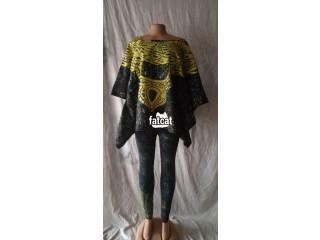 Kampala Buba Gown with Leggings in Ibadan, Oyo for Sale