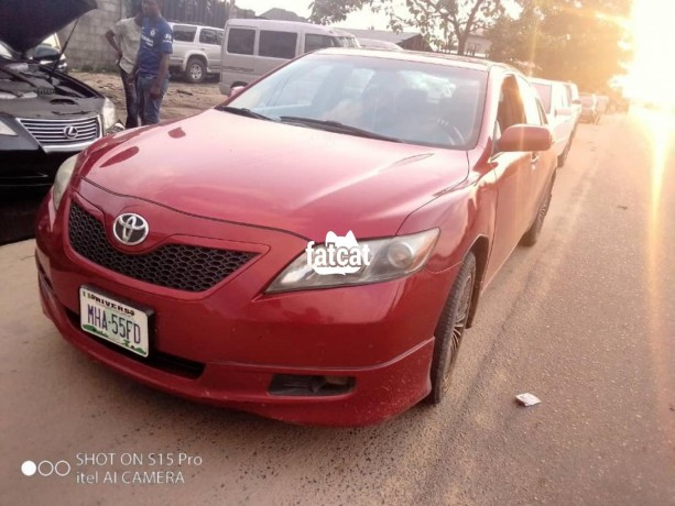 Classified Ads In Nigeria, Best Post Free Ads - used-toyota-camry-2008-in-port-harcourt-rivers-for-sale-big-0