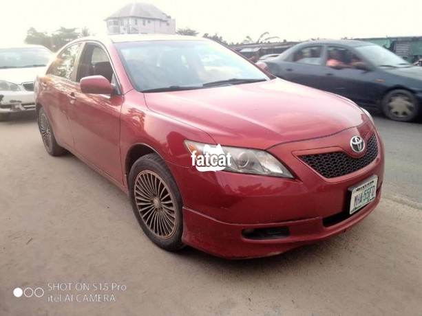 Classified Ads In Nigeria, Best Post Free Ads - used-toyota-camry-2008-in-port-harcourt-rivers-for-sale-big-1