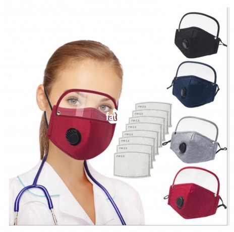 Classified Ads In Nigeria, Best Post Free Ads - detachable-face-shield-in-alimosho-lagos-for-sale-big-0