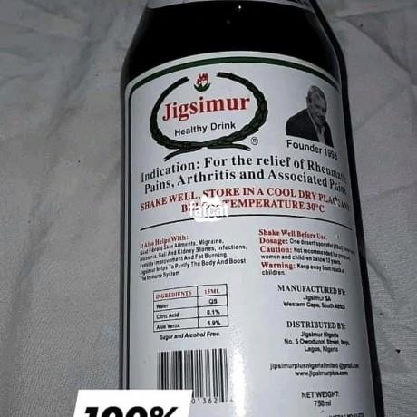 Classified Ads In Nigeria, Best Post Free Ads - jigsimur-herbal-drink-big-0