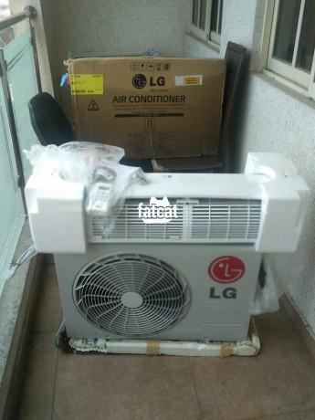 Classified Ads In Nigeria, Best Post Free Ads - lg-15hp-air-conditioner-in-ajah-lagos-for-sale-big-0